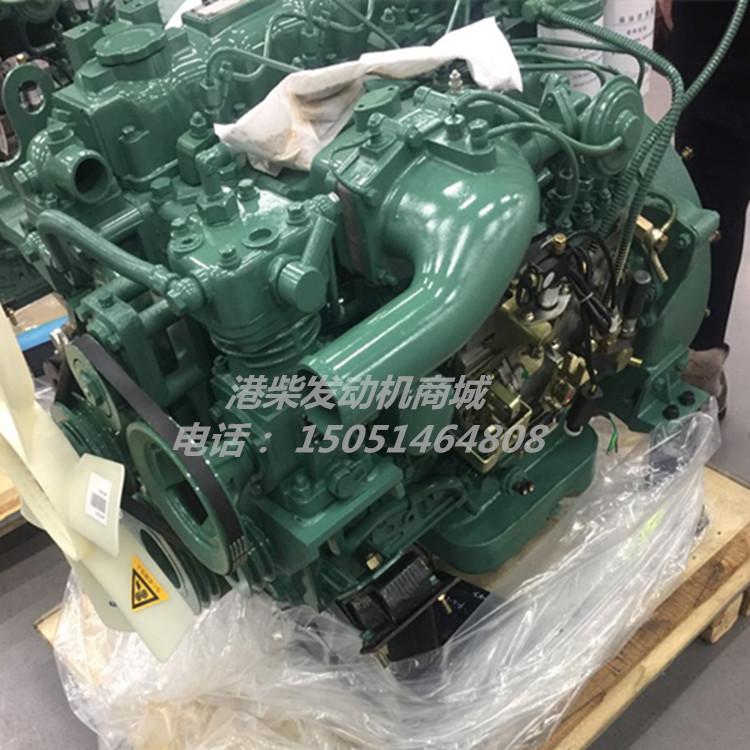 锡柴CA4DF3-14E3F发动机 锡柴4110发动机