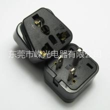 美标转换插头美标转欧标转换插头美规电源转换插头批发