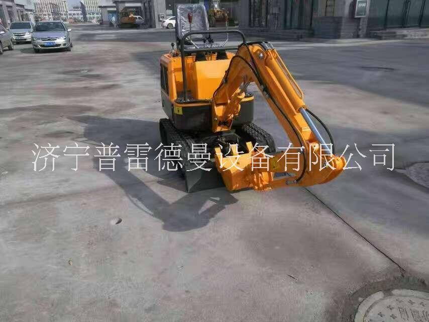 800型小型挖掘机 0.8吨小型挖掘机厂家