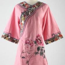 唐装 旗袍 刺绣手绘女装连衣裙 批发加盟