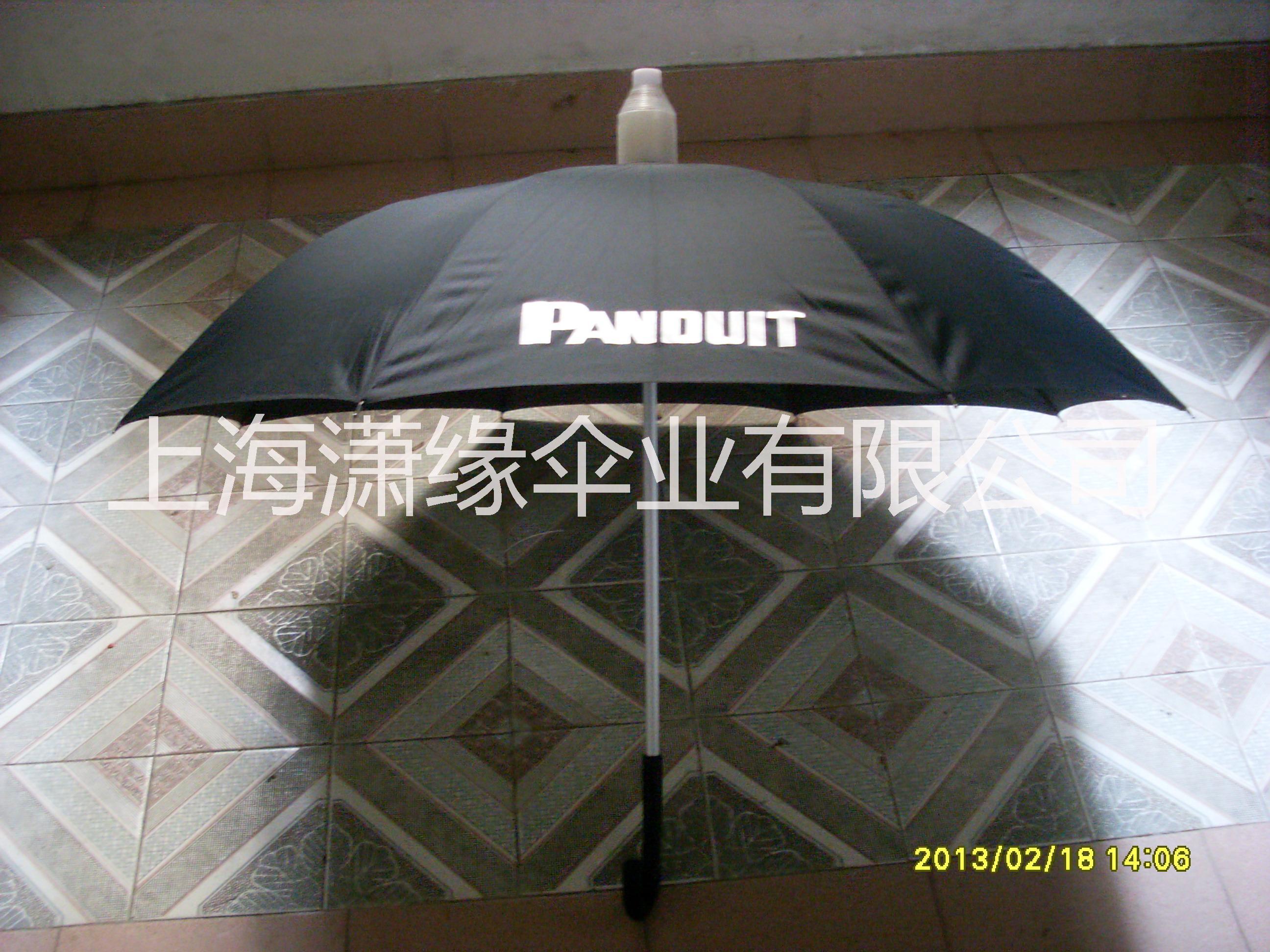 高尔夫伞 高档直柄直杆伞、玻璃纤维伞骨 PG布可印企业LOGO