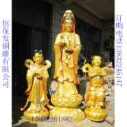 铜观音菩萨图片