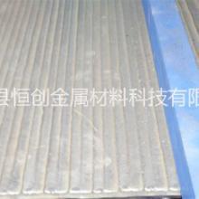 12+4 12+6堆焊耐磨钢板 双金属复合耐磨衬板图片