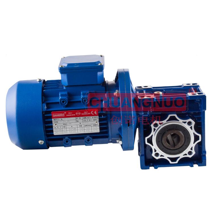 创诺CHUANGNUO涡轮蜗杆减速机|NMRV减速箱