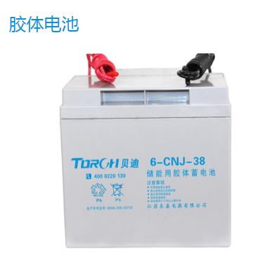 4506-CNJ- 6-CNJ-38 胶体电池6-CNJ-38