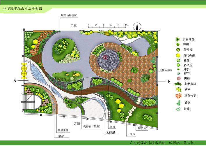 园林绿化设计 惠州园林绿化设计 园林绿化装修设计图片大全