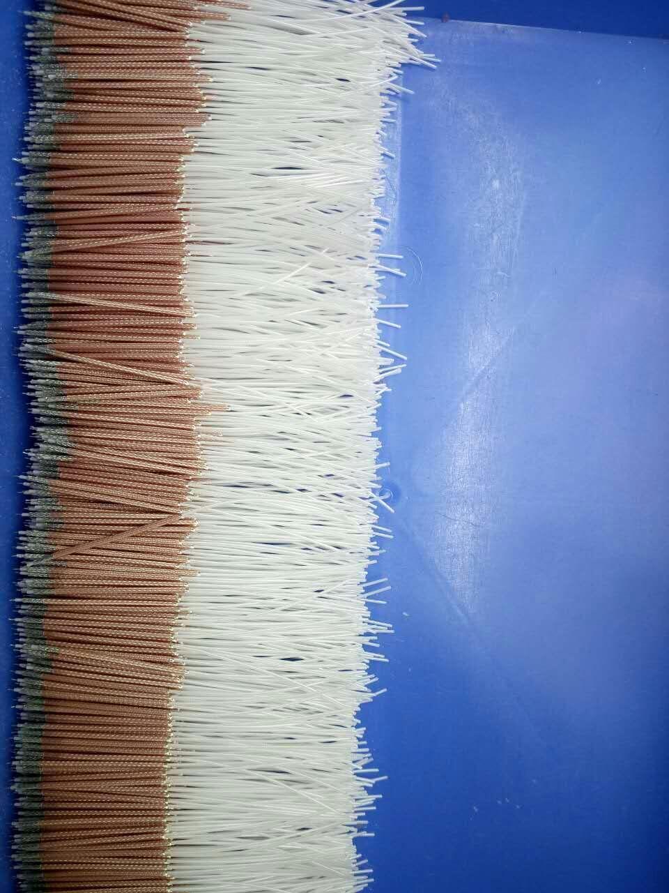 RG178/316剥线镀锡同轴线材线缆加工定制