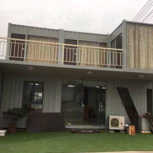 青岛轻钢龙骨别墅图片