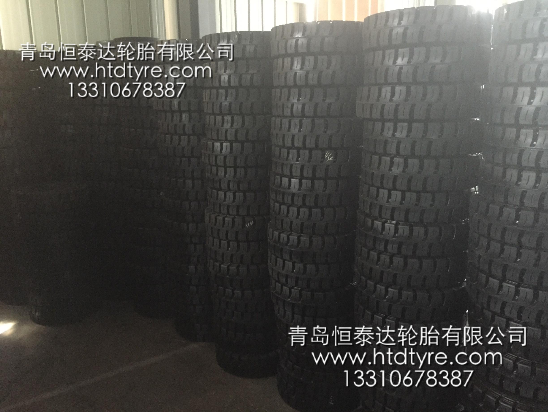 10.00-20叉车轮胎 _实心轮胎10.00-20