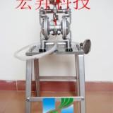 潮汕 潮汕台湾三丰气动隔膜泵宏昇出售油漆双隔膜泵产品销量领先