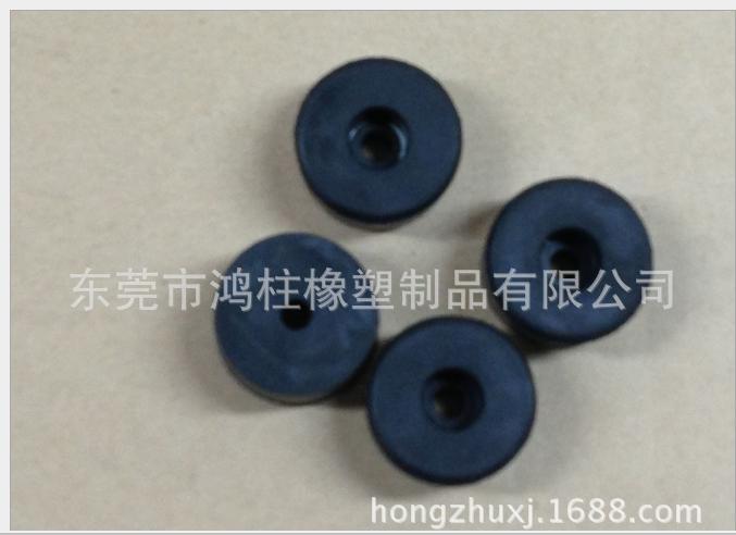 厂家生产 音箱用橡胶脚 圆形垫脚 锥形机脚 方形脚垫 价格优惠