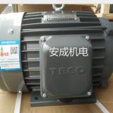 原装三相异步电动机东元电机TEGH112M1-4 5HP 3.7KW 4P AEEFF3