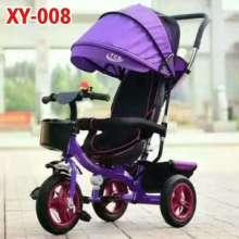 儿童三轮车脚踏车童车婴儿推车