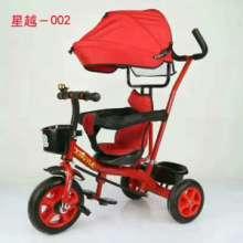 儿童婴儿推车三轮车脚踏车宝宝手推车