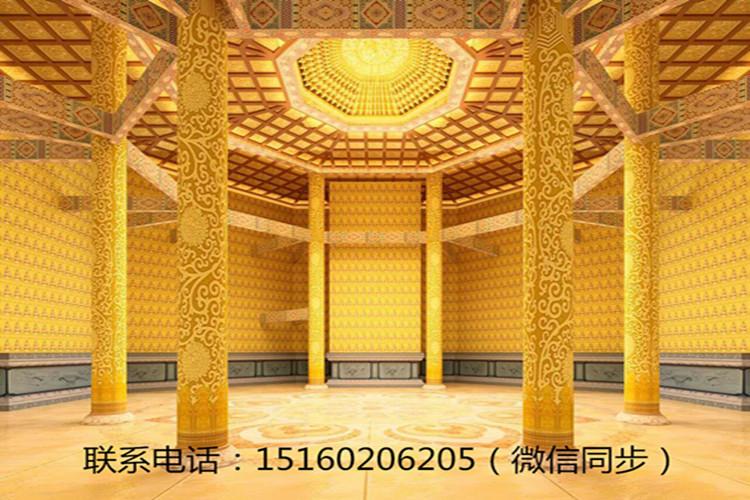 古建吊顶装饰板图片/古建吊顶装饰板样板图 (2)