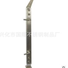 厂家直销不锈钢立柱304不锈钢扶手栏杆立柱工程立柱定制加工批发