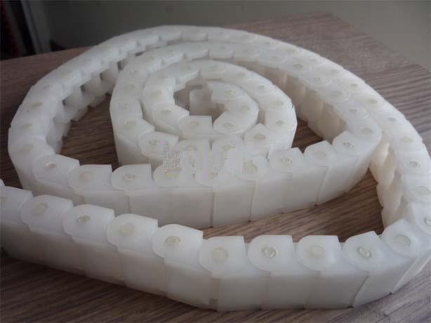 塑料链条特点 清洗机塑料链条