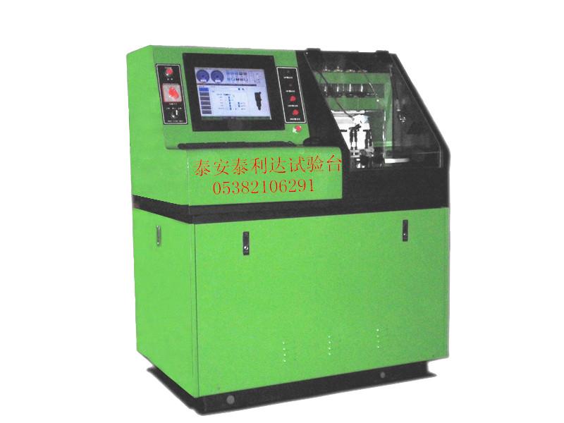 共轨电控油嘴试验台采用工控机控制,转速,喷油量,回油量屏幕显示,