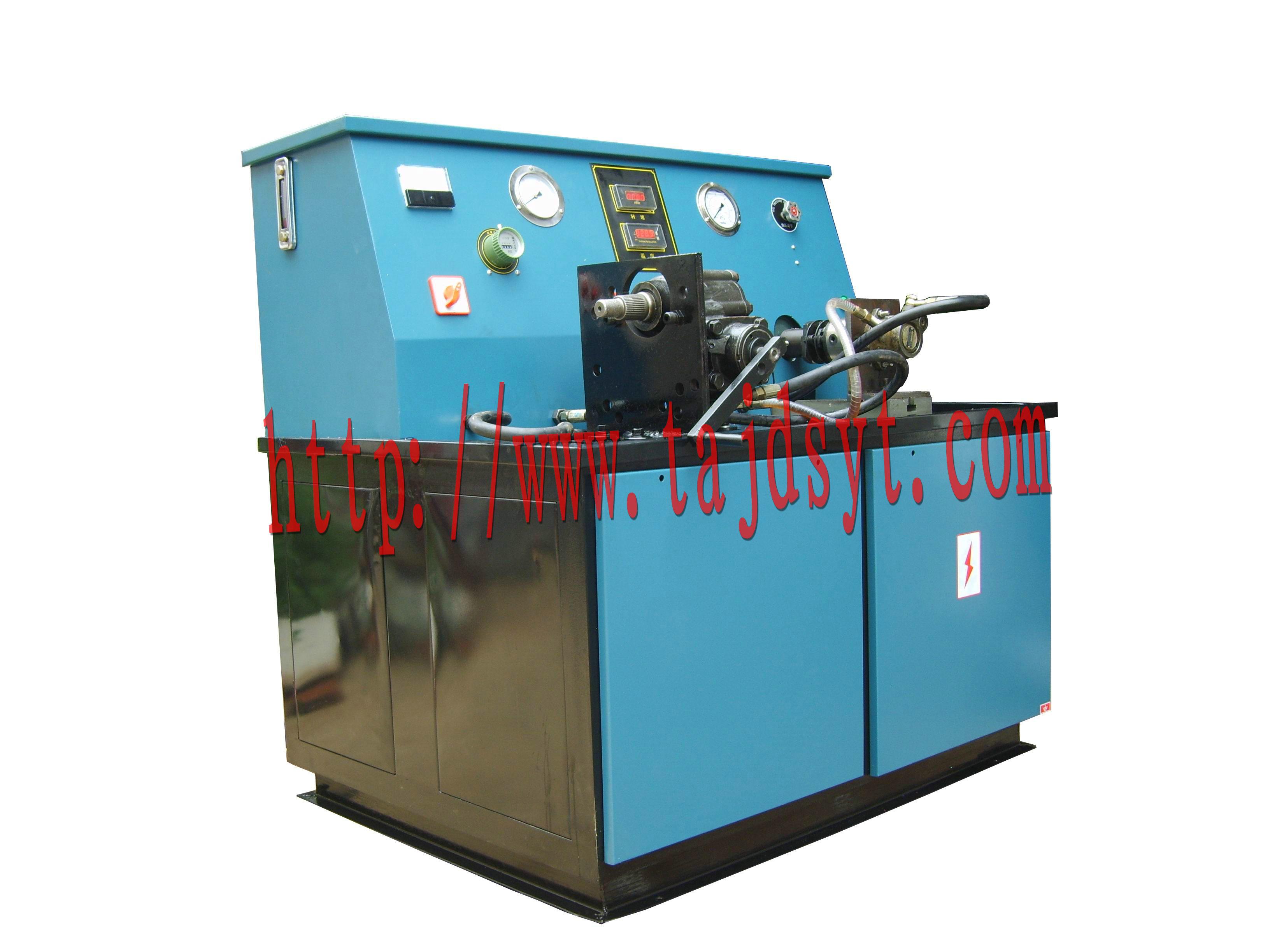 供应屏显数显型方向机试验液压泵试验台助力泵试验台