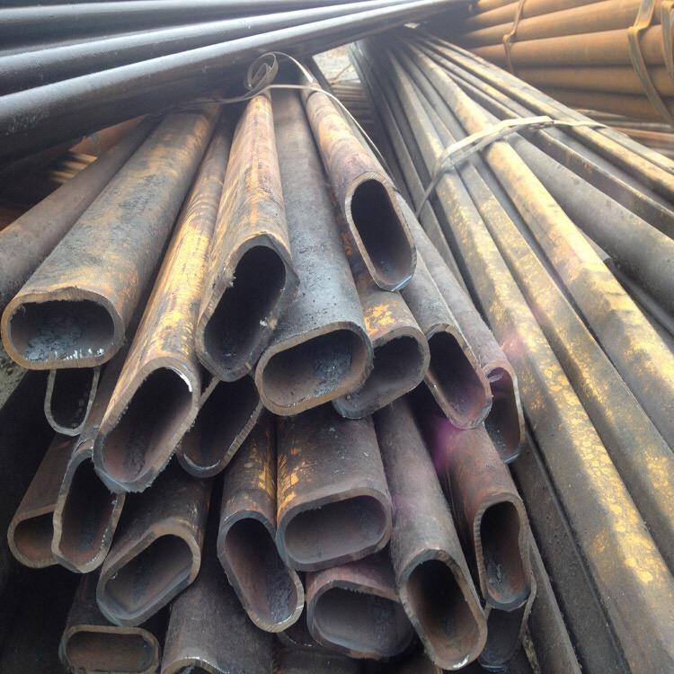 厂家订做椭圆钢 无锡镀锌椭圆钢管 安徽椭圆钢管报价