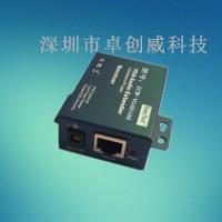 卓创威 高清VGA延长器100米VGA信号转网线延长器 深圳VGA延长器厂家