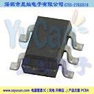 低价单节充电ICYB4054防反接500MA锂电充电IC