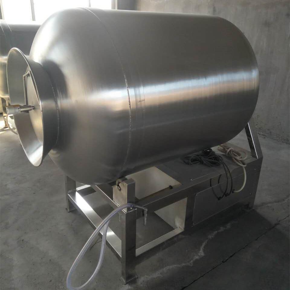 鸡肉产品真空滚揉机猪肉腌制机呼吸