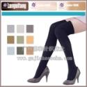 广州涤纶丝袜子加工厂 肉丝中筒丝袜 超薄长筒丝袜 低价丝袜定制