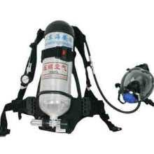 正压式空气正压式空气呼吸器 自给式空气呼吸器呼吸器 自给式空气呼吸图片
