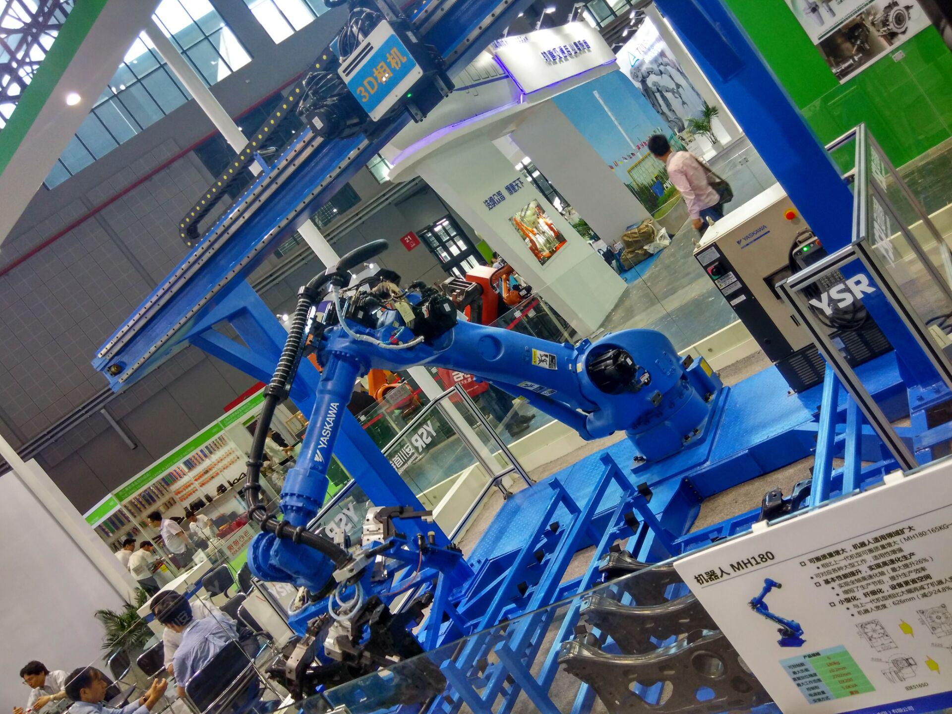 上海工业机器人进口清关公司