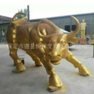 铸铜牛图片