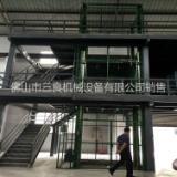 供应广东中山链条导轨式货梯厂价