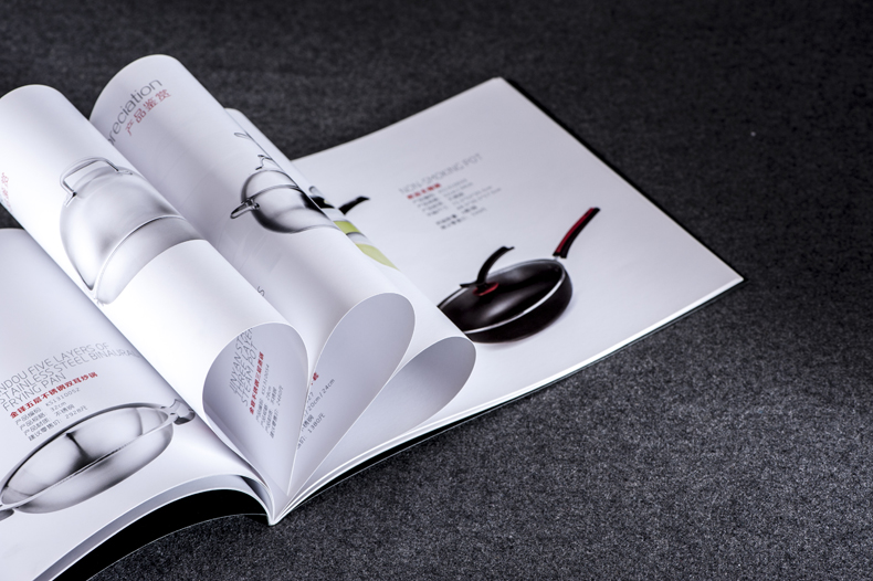 广州全新高端宣传画册设计印刷厂批发价格