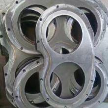 混凝土泵车配件眼镜板切割环批发