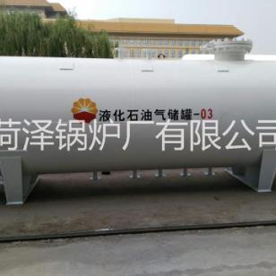 怀化市5立方液化气储罐图片
