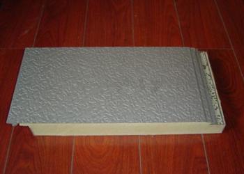 岩棉金属氟碳漆外墙保温装饰一体化图片