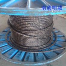 钢芯扁丝锻打28毫米冲孔桩钢芯扁丝锻打28毫米钢丝绳批发