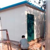 彩钢房制作 北京搭建彩钢房钢结构阳光