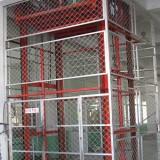 厂房货梯导轨式升降作业平台 车间液压升降货梯固定式升降机可定制 升降梯
