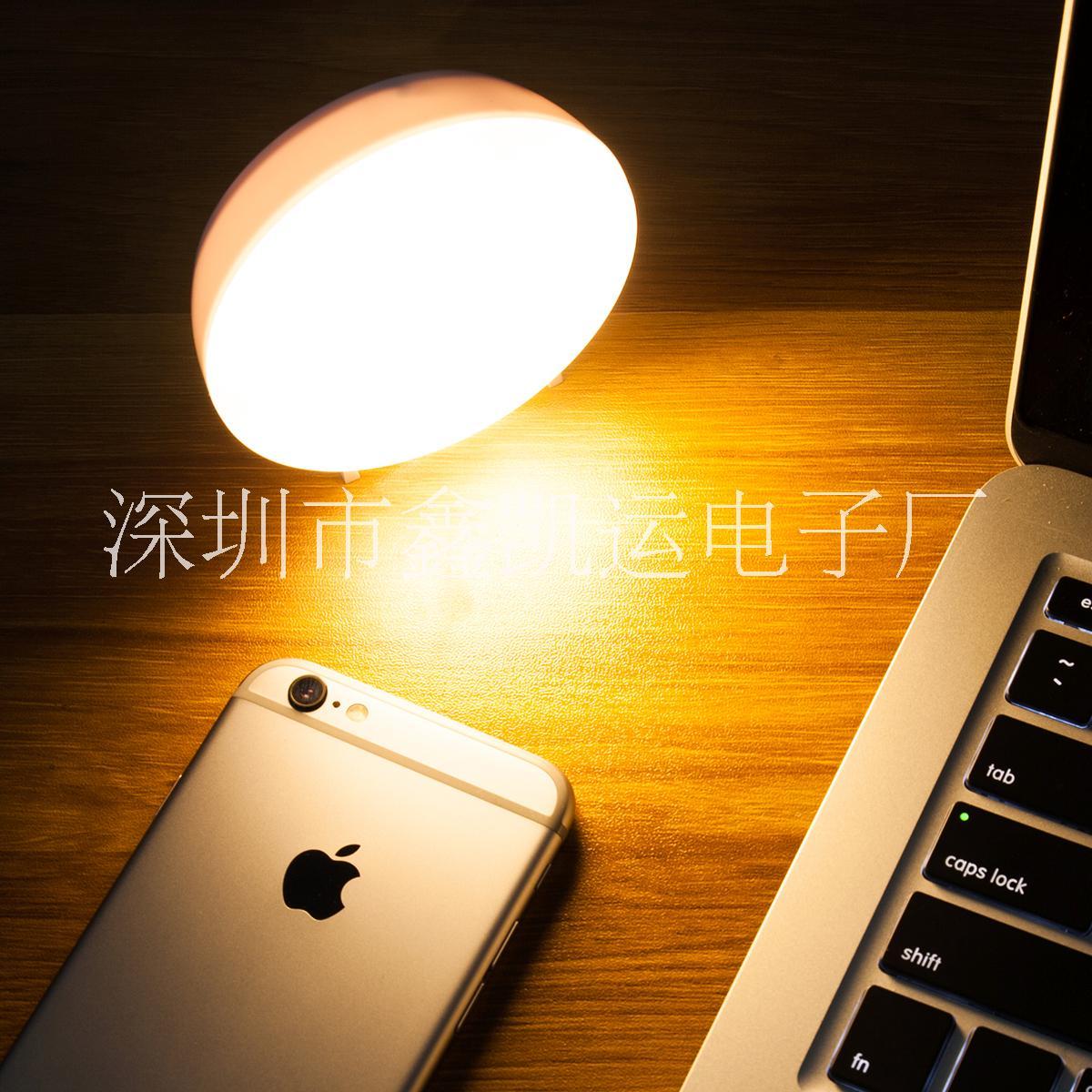 電池款人體感應led臥室燈創意自動衣柜感應智能小夜燈
