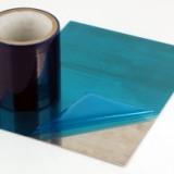 蓝色铝塑板保护膜  透明铝板保护 铝板蓝色保护膜