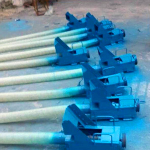 车载式软管吸粮机 软管输送机 多用途吸粮机螺旋绞龙吸粮机 小型牛筋管吸粮机