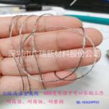 耐高温金属线、不锈钢金属线 纱线 650°高温环境(深圳广瑞)