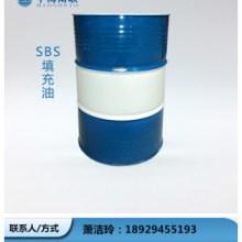 供应用于天然胶 丁苯胶 丁基胶的SBS填充油环烷油批发