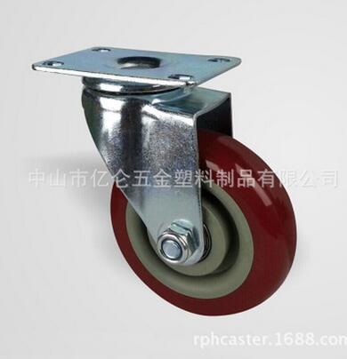 手推车脚轮图片/手推车脚轮样板图 (2)