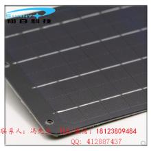 单晶硅太阳能电池板6V1.2A6.7W手机充电旅行户外便携充电. 共享单车同款电池板