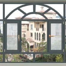 断桥铝门窗封阳台平开推拉隔音隔热批发