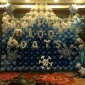 北京气球装饰公司,KTV气球布置图片