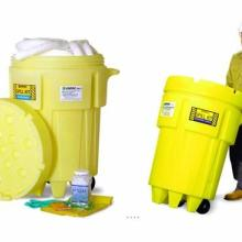 泄漏应急桶/95加仑废液收集桶/盛漏桶/废液收集容器/进口直销