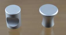钛空铝球形圆把拉手衣柜抽屉橱柜门家具橱柜单孔吕拉手现代简约